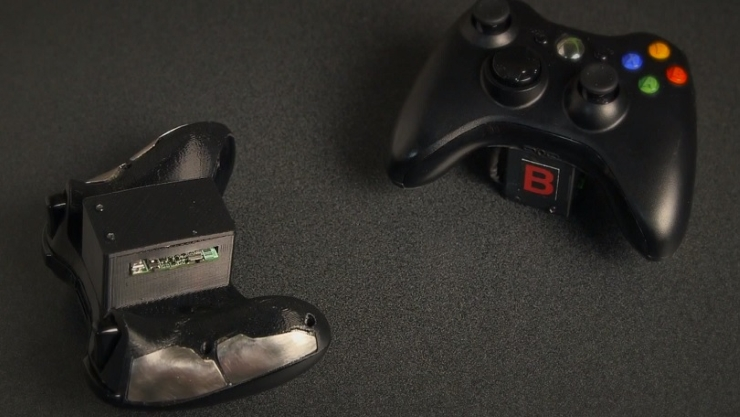 A Game Controller that senses emotions