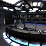 Star Trek – The Bridge of the USS Voyager with Oculus Rift