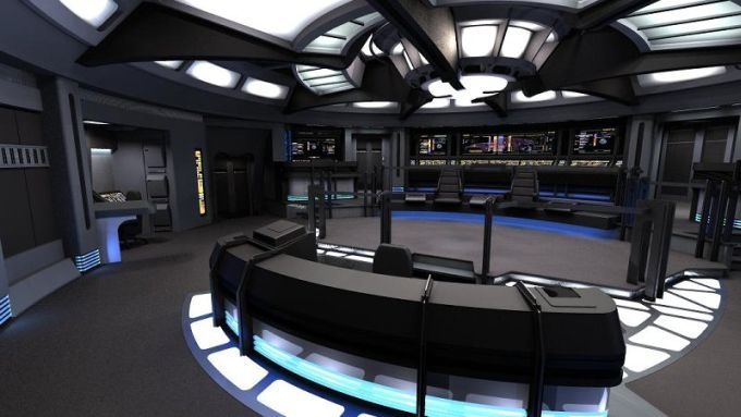 Star Trek on Oculus Rift