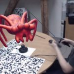 VRClay – 3D Virtual Sculpting with Oculus Rift