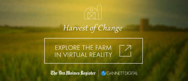 Harvest of Change A Virtual Reality Farm Experience on Oculus VR