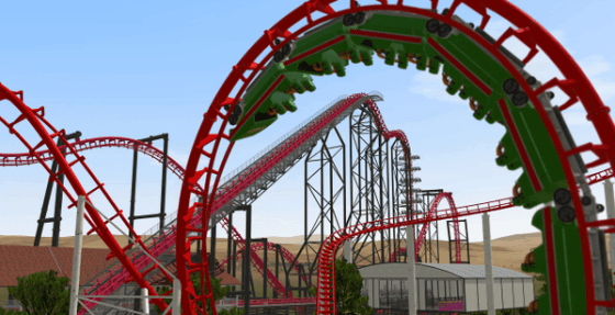 الدوارة السككية Nolimits Roller Coaster Simulation 2016 No-Limits-2-e1417104