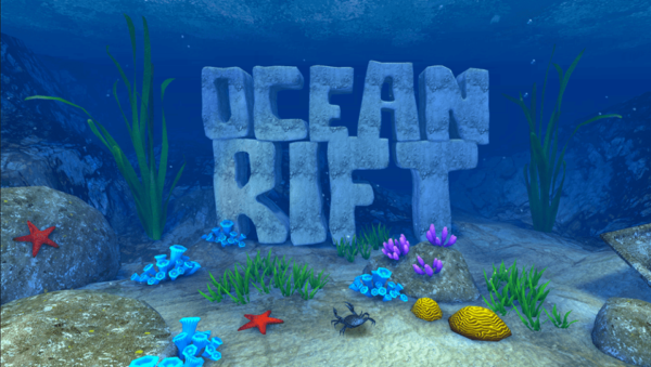 Ocean Rift - Explore the Underwater World in Virtual Reality