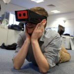 A Cheap VR Headset is Being Funded on Kickstarter