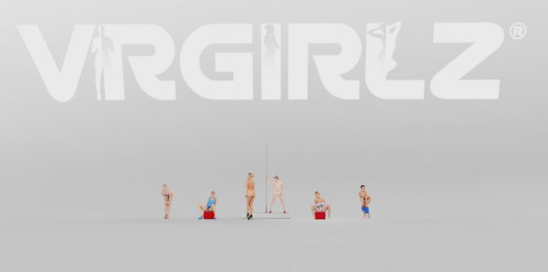 The VRGIRLZ adult VR project. Photo: Veiviev