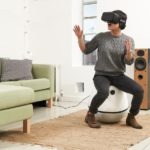VRgo Chair Lets You Sit Your Way In VR
