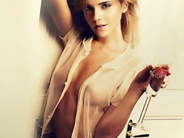 Emma Watson - Hermione Granger Nude Naked Virtual Reality VR