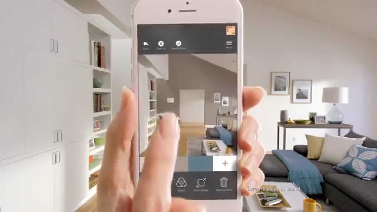 home depot augmented reality