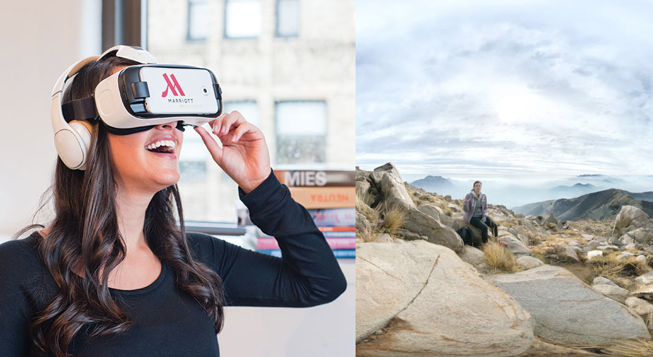 virtual reality hotels travel tourism