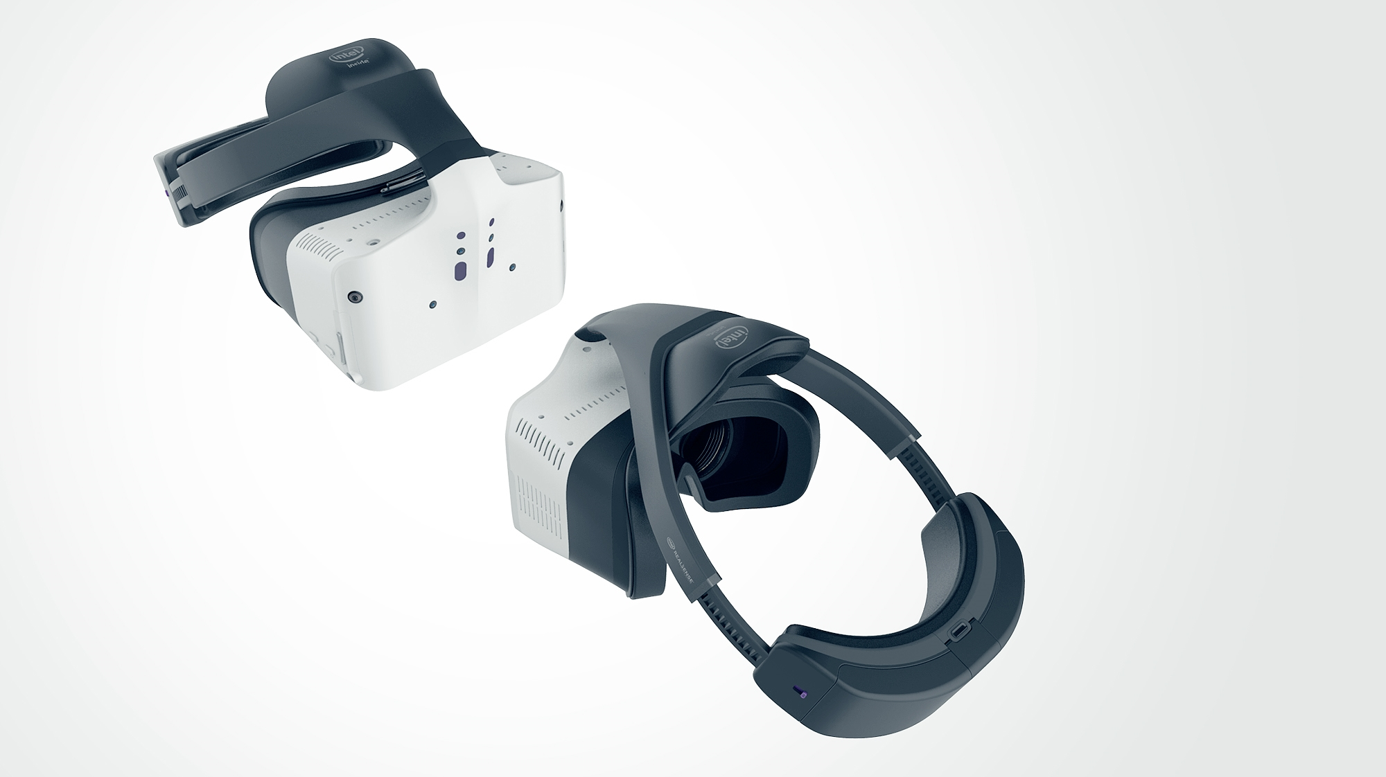 Intel Project Alloy: The Wireless VR Headset