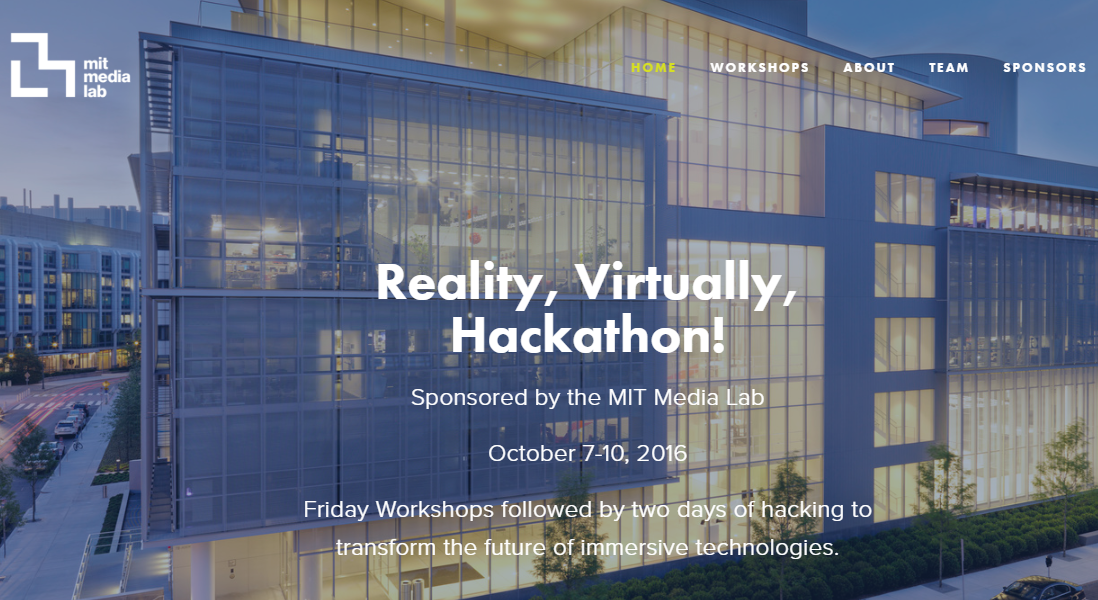 reality virtually hackathon