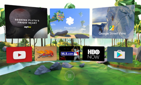 Daydream Apps and Games