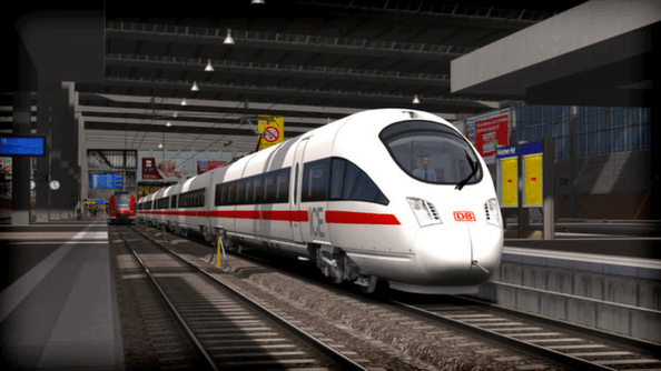 Train Simulator 2015 has Oculus Rift Support