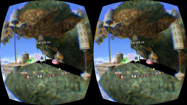 Super Smash Bros. Melee Now on the Oculus Rift