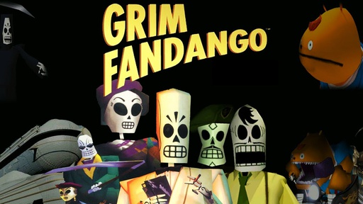 Grim Fandango Remastered Now Available for Pre-Orders