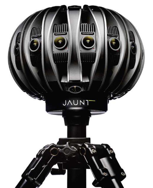 Jaunt One VR Camera