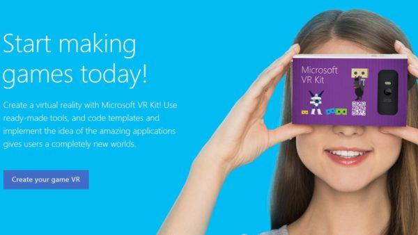 MicrosoftVRKit
