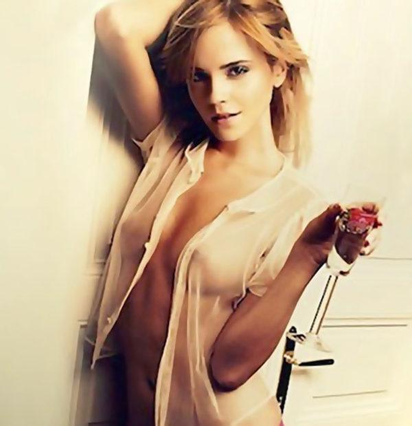 Emma Watson - Hermione Granger Nude Naked Virtual Reality VR