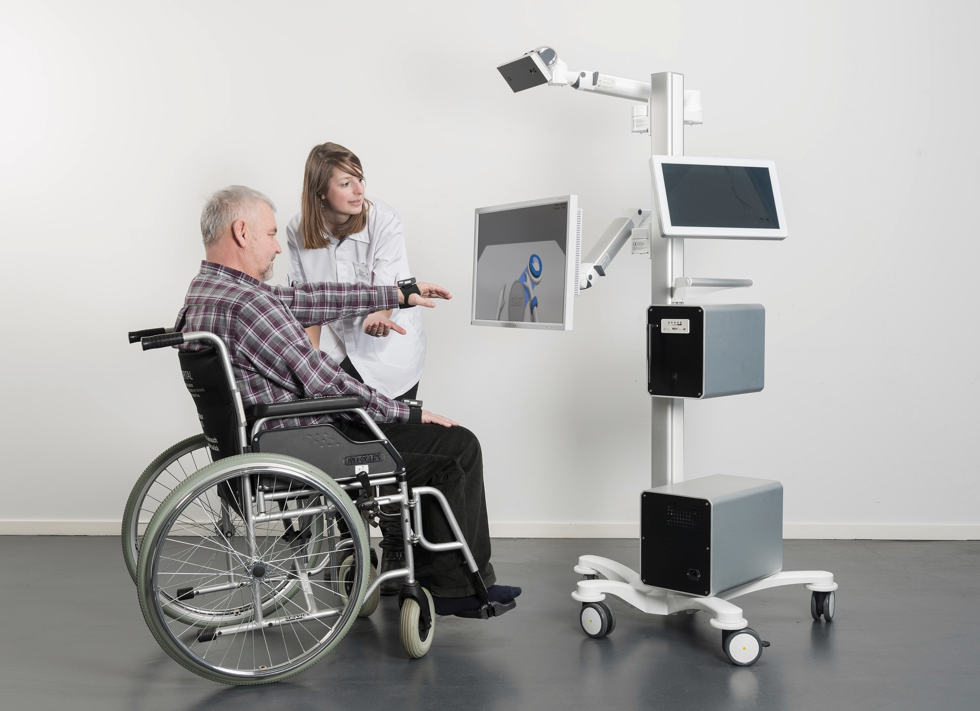 mindmaze wheelchair
