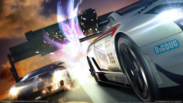 Car Racing Game in VR