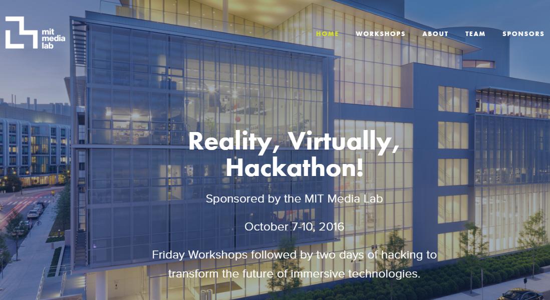 reality virtually hackathon