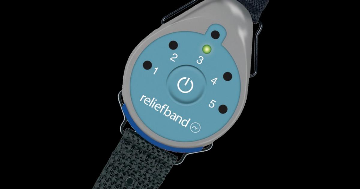 reliefband brainwave